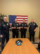 Equipment Donation: Abingdon Police Department Virginia