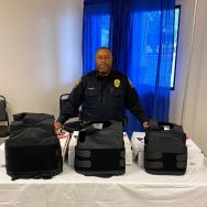 Equipment Donation: Allen University Public Safety South Carolina
