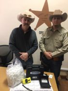 Equipment Donation: Callahan County Sheriff's Office Texas