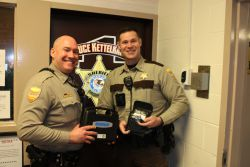Equipment Donation: Christian County Sheriff's Office Illinois