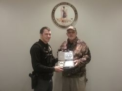 Equipment Donation: Craigsville Police Department Virginia