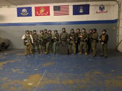 Equipment Donation: Delaware County Sheriff's Office Indiana