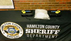 Equipment Donation: Hamilton County Sheriff's Office Kansas