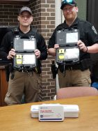 Equipment Donation: Humboldt Police Department Kansas