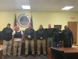 Equipment Donation: McColl Police Department South Carolina