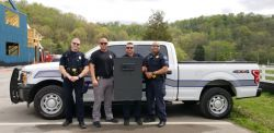 Equipment Donation: Millersville Police Department Tennessee