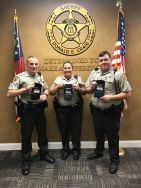Equipment Donation: Pickens County Sheriff's Office Georgia