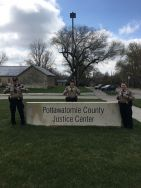 Equipment Donation: Pottawatomie County Sheriff's Office Kansas