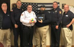 Equipment Donation: Rosebud Police Department Missouri
