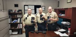 Equipment Donation: Tazewell County Sheriff's Office Virginia