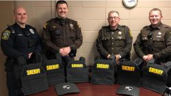 Equipment Donation: Tipton County Sheriff's Office Indiana