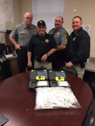 Equipment Donation: Union County Sheriff's Office Georgia