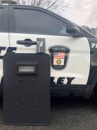 Equipment Donation: Valley Police Department Alabama