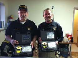 Equipment Donation: Barber County Sheriff's Department, Kansas