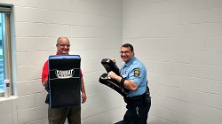 Equipment Donation: Crawford County Sheriff's Department, Kansas