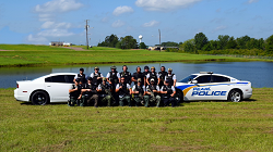 Equipment Donation: Pearl Police Department, Mississippi