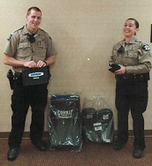 Equipment Donation: Pottawatomie County Sheriff's Department, Kansas