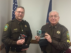 Equipment Donation: Wythe County Sheriff's Department, Virginia