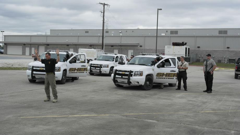 Texas Sheriffs Departm Sheriff - Keshowazo