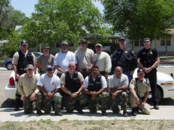 Survival Training Seminar: Crowley County Sheriff's Department, Colorado DOC