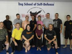 Survival Seminar: Eng School of Self-Defense