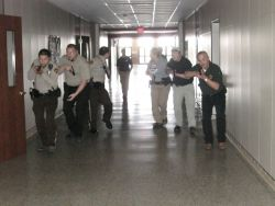 Survival Seminar: Moore County Sheriff's Department