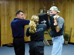 Survival Training Seminar: Ward Police Department