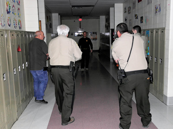 active shooter response training