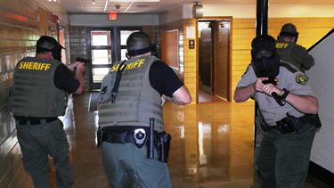 active shooter training class