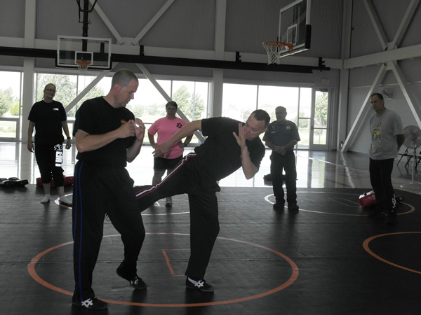 instinctive hand to hand combat training